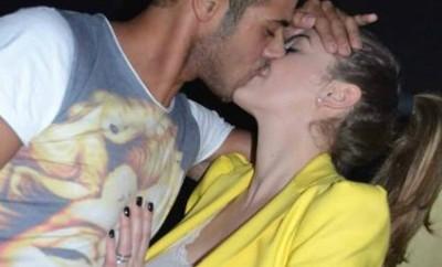 aldo alessia super bacio