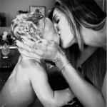 belen santiago bacio